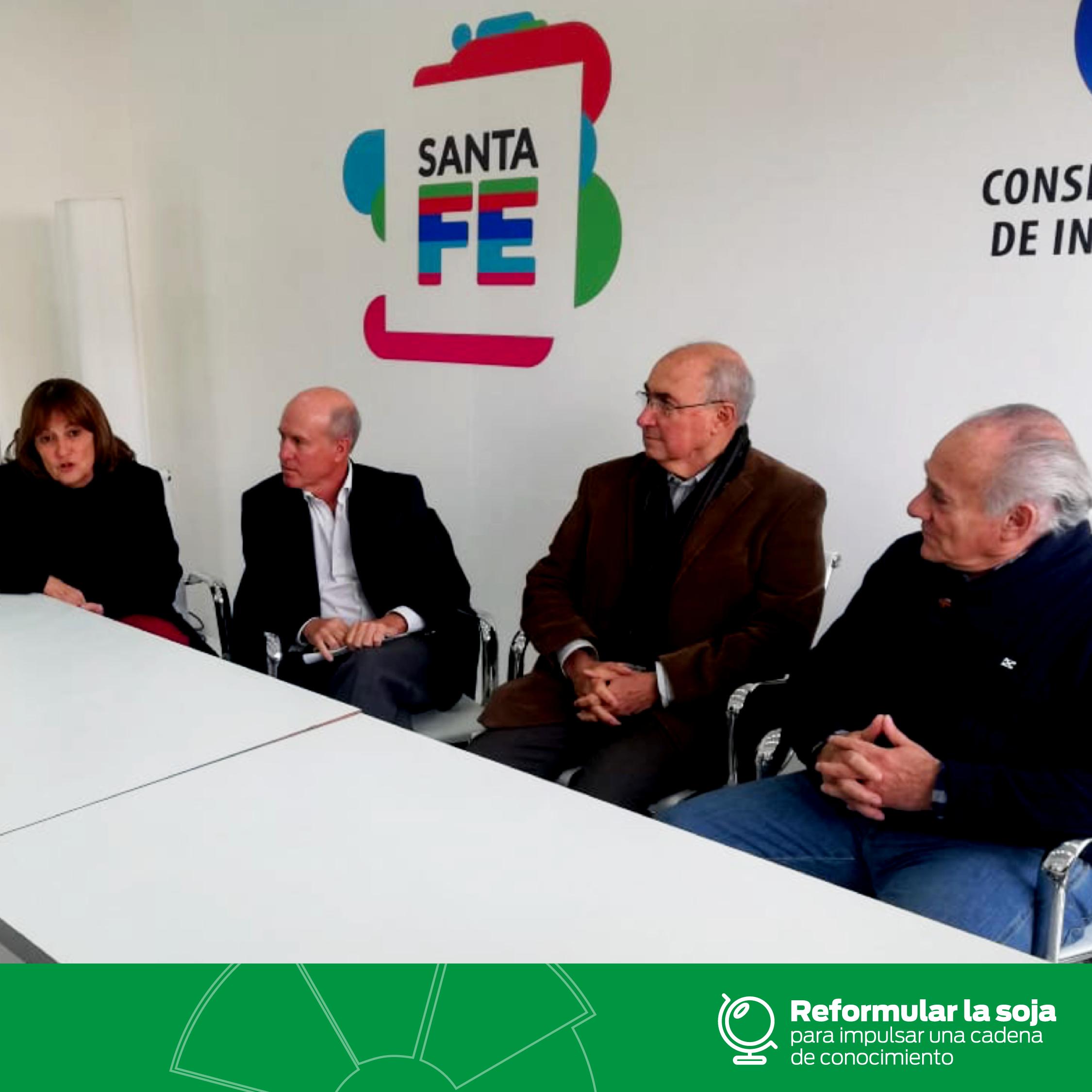 Lanzamiento de Mercosoja 2019 en la Rural de Palermo